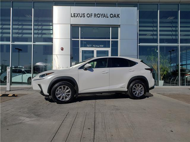 2020 Lexus NX 300h Base (Stk: L20378) in Calgary - Image 1 of 10