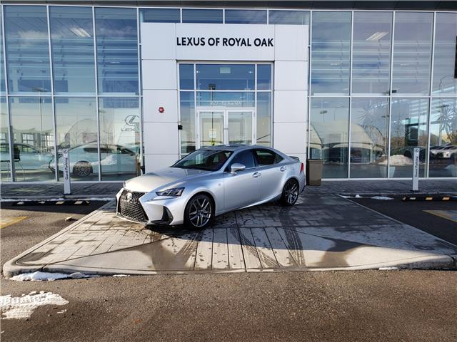 2019 Lexus IS 350 Base (Stk: LU0350) in Calgary - Image 1 of 22