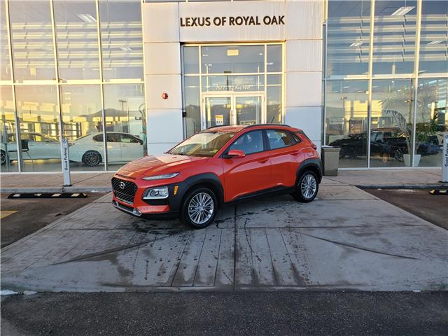 2020 Hyundai Kona 2.0L Preferred (Stk: LU0353) in Calgary - Image 1 of 22