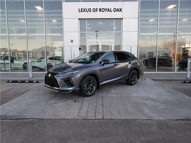 2021 Lexus RX 350 Base (Stk: L21124) in Calgary - Image 1 of 15