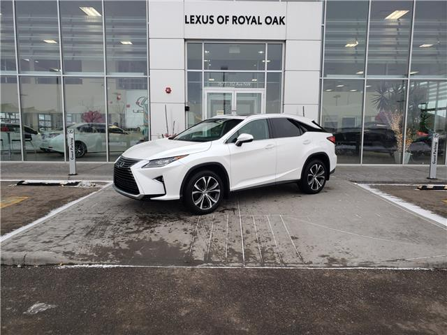 2017 Lexus RX 350 Base (Stk: L21135A) in Calgary - Image 1 of 21