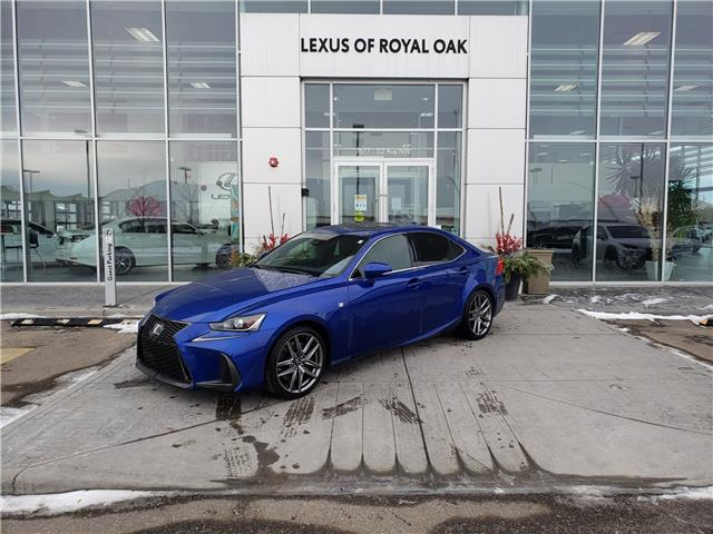 2017 Lexus IS 350 Base (Stk: LU0360) in Calgary - Image 1 of 22