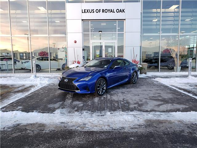 2020 Lexus RC 350 Base (Stk: L20534) in Calgary - Image 1 of 14