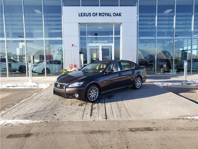 2014 Lexus GS 350 Base (Stk: L19108A) in Calgary - Image 1 of 25