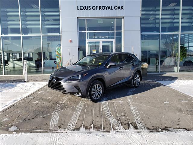 2018 Lexus NX 300 Base (Stk: L21203A) in Calgary - Image 1 of 21
