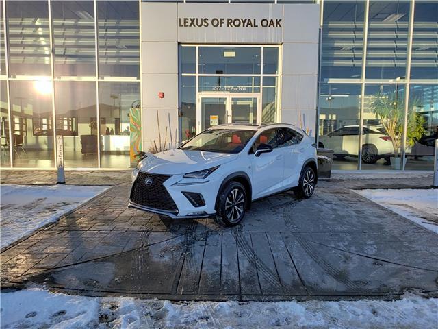 2019 Lexus NX 300 Base (Stk: LU0370) in Calgary - Image 1 of 21