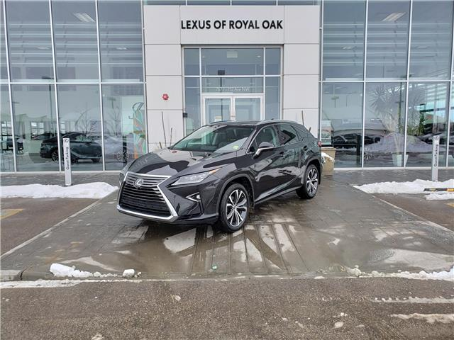 2018 Lexus RX 350 Base (Stk: L21163A) in Calgary - Image 1 of 22