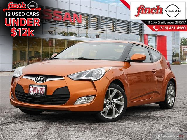 2016 Hyundai Veloster  (Stk: 16063-B) in London - Image 1 of 27