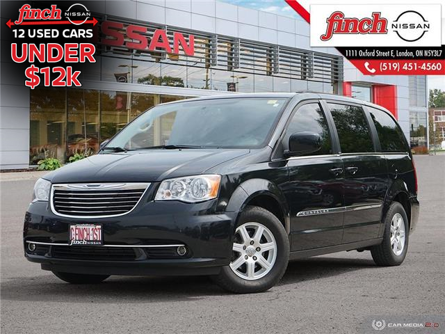 2012 Chrysler Town & Country  (Stk: 16154-M) in London - Image 1 of 27