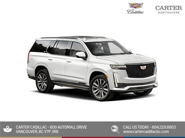 New 2021 Cadillac Escalade ESV Sport Platinum  - North Vancouver - Carter GM North Shore