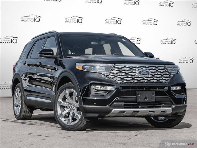 2020 Ford Explorer Platinum (Stk: 0T141) in Oakville - Image 1 of 27