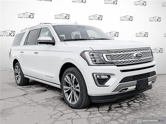 2021 Ford Expedition Max Platinum (Stk: S1052) in St. Thomas - Image 1 of 26