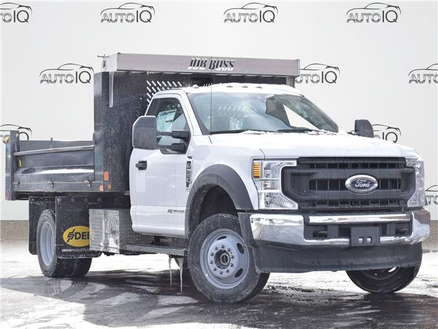 2020 Ford F-550 Chassis XL (Stk: VC337) in Waterloo - Image 1 of 17