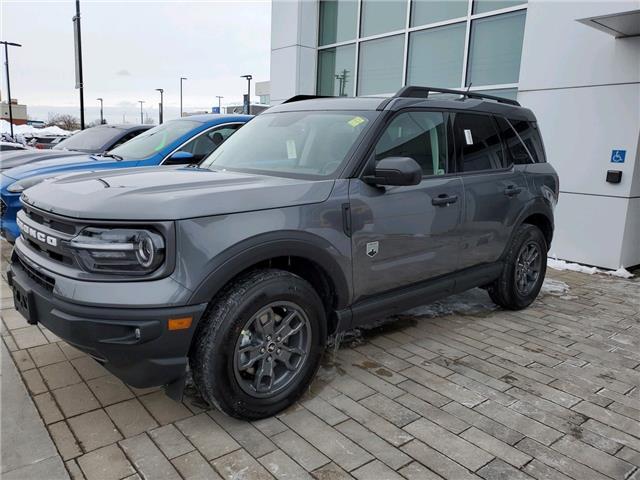 2021 Ford Bronco Sport Big Bend (Stk: 210067) in Hamilton - Image 1 of 20