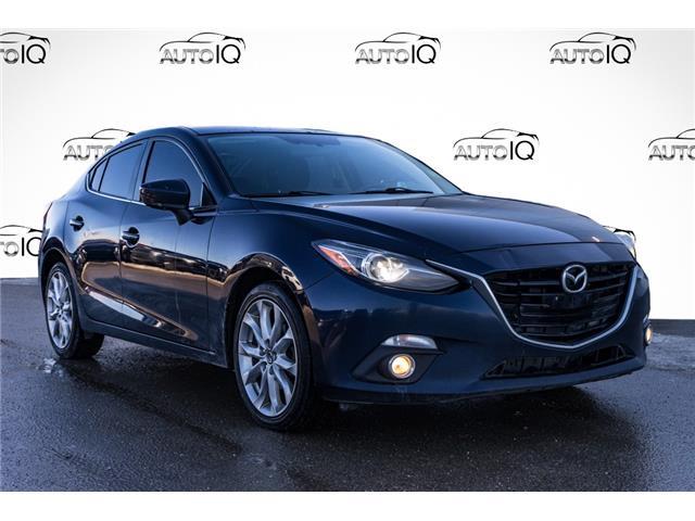 2014 Mazda Mazda3 GT-SKY (Stk: 43846BUXZ) in Innisfil - Image 1 of 25