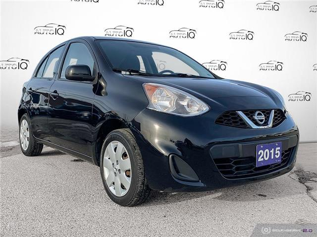 2015 Nissan Micra SV (Stk: 0717AX) in St. Thomas - Image 1 of 27