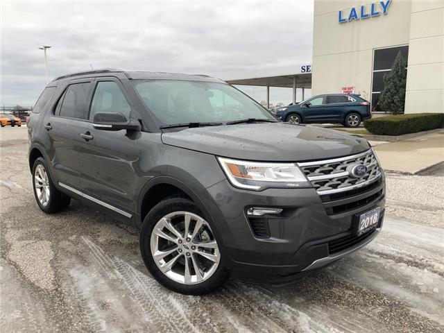 2018 Ford Explorer XLT (Stk: S27113A) in Leamington - Image 1 of 25