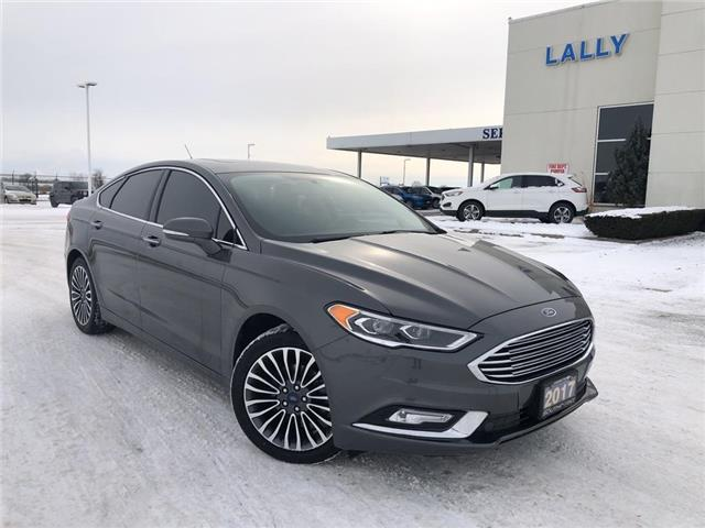 2017 Ford Fusion SE (Stk: S6836A) in Leamington - Image 1 of 26