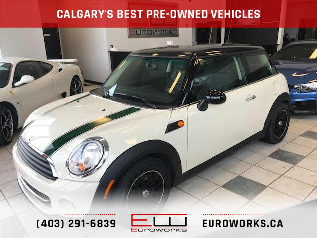 2013 Mini Hatch Cooper (Stk: P1149a) in Calgary - Image 1 of 29