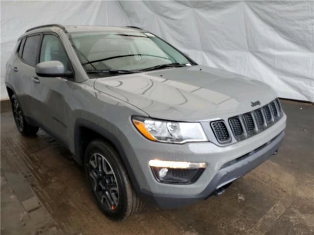 2021 Jeep Compass Sport (Stk: 211137) in Thunder Bay - Image 1 of 15