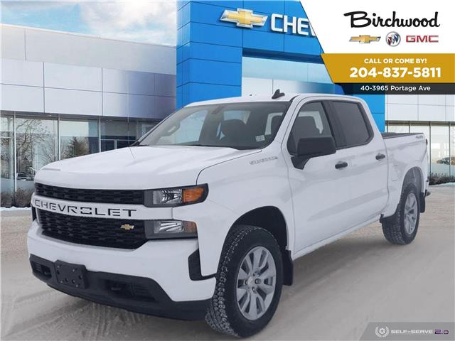 2021 Chevrolet Silverado 1500 Custom (Stk: G21394) in Winnipeg - Image 1 of 26