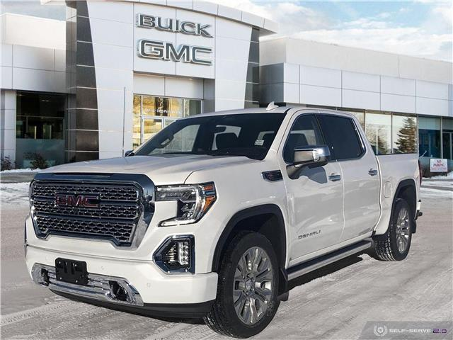 2021 GMC Sierra 1500 Denali (Stk: G21407) in Winnipeg - Image 1 of 26