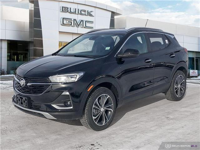 2021 Buick Encore GX Select (Stk: G21423) in Winnipeg - Image 1 of 24
