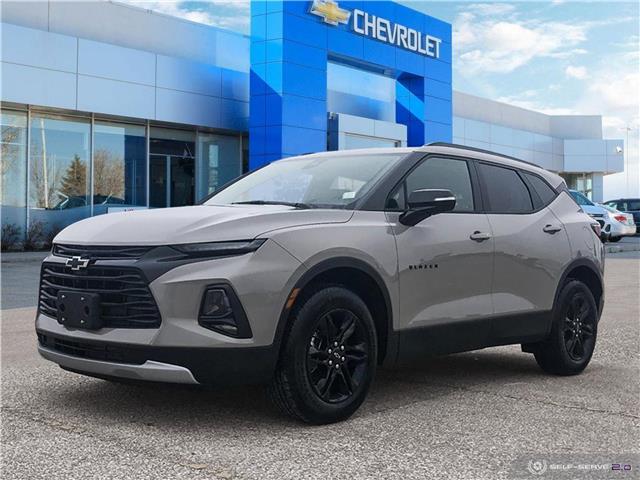 2021 Chevrolet Blazer True North (Stk: G21191) in Winnipeg - Image 1 of 26