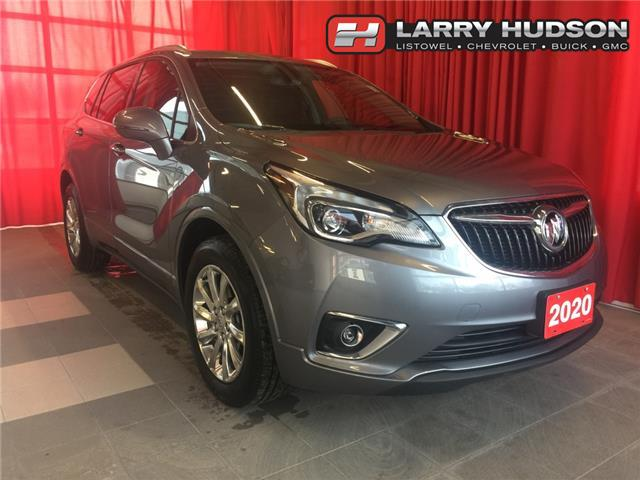 2020 Buick Envision Essence (Stk: BB1007) in Listowel - Image 1 of 19