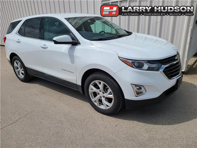 2018 Chevrolet Equinox LT (Stk: 21-990A) in Listowel - Image 1 of 1