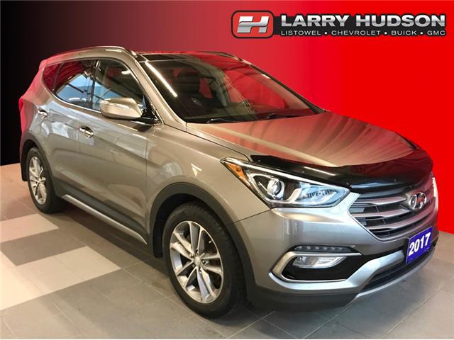 2017 Hyundai Santa Fe Sport 2.0T SE (Stk: 21-850A) in Listowel - Image 1 of 21