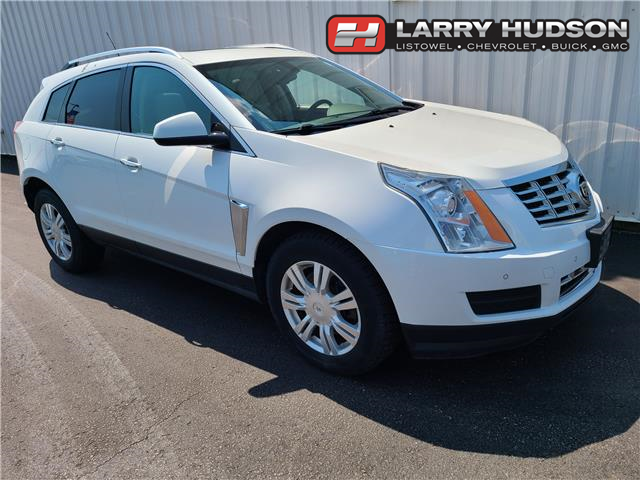 2016 Cadillac SRX Luxury Collection (Stk: 21-1393A) in Listowel - Image 1 of 1