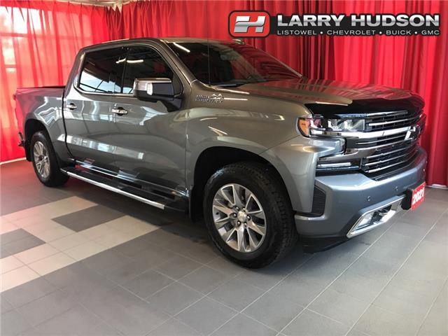 2021 Chevrolet Silverado 1500 High Country (Stk: 21-1521A) in Listowel - Image 1 of 21