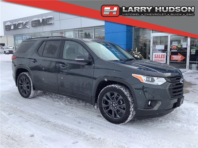 2021 Chevrolet Traverse RS (Stk: 21-803) in Listowel - Image 1 of 17