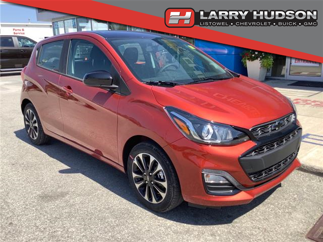 2021 Chevrolet Spark 1LT Manual (Stk: 21-021) in Listowel - Image 1 of 15