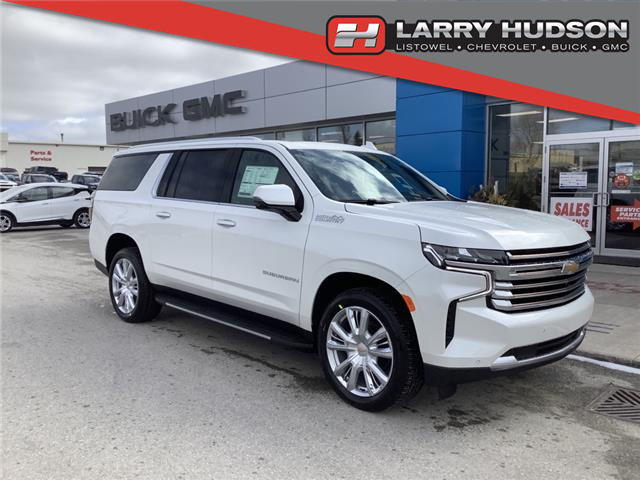 2021 Chevrolet Suburban High Country (Stk: 21-925) in Listowel - Image 1 of 17