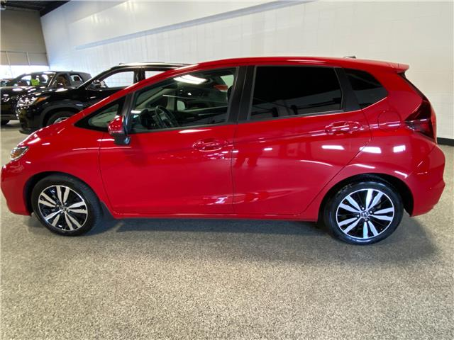 2018 Honda Fit EX-L Navi (Stk: P12474) in Calgary - Image 1 of 20
