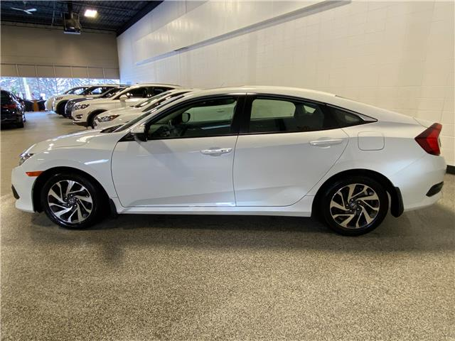 2017 Honda Civic EX (Stk: P12609) in Calgary - Image 1 of 19