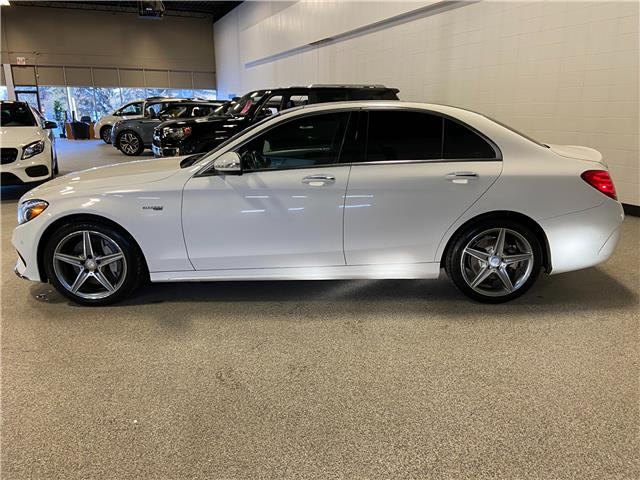 2015 Mercedes-Benz C-Class Base (Stk: P12623) in Calgary - Image 1 of 24