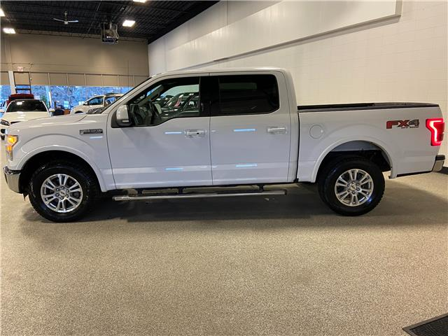 2016 Ford F-150 Lariat (Stk: P12570A) in Calgary - Image 1 of 22