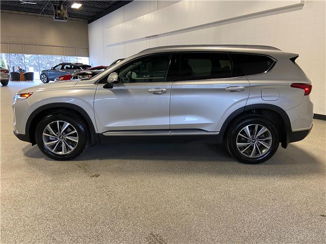 2019 Hyundai Santa Fe Preferred 2.4 (Stk: P12584A) in Calgary - Image 1 of 23