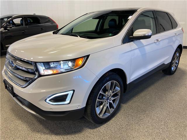2016 Ford Edge Titanium (Stk: P12657) in Calgary - Image 1 of 28