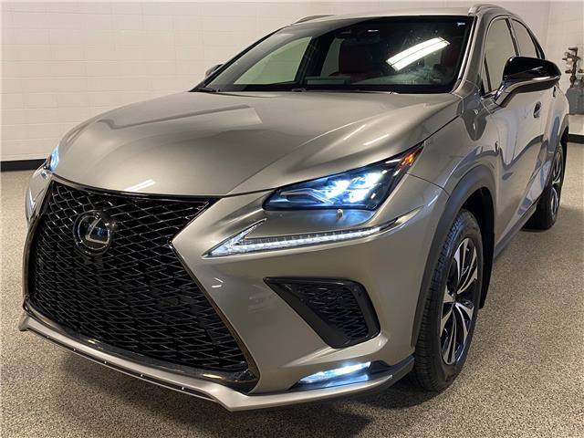 2019 Lexus NX 300 Base (Stk: P12677) in Calgary - Image 1 of 19