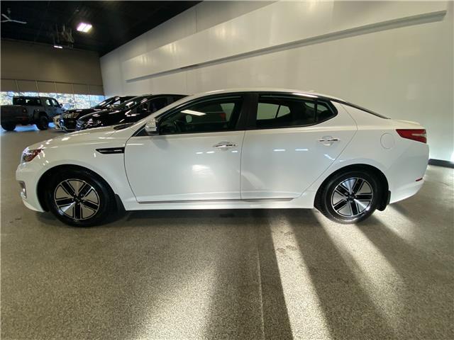 2012 Kia Optima Hybrid Premium (Stk: P12457A) in Calgary - Image 1 of 19