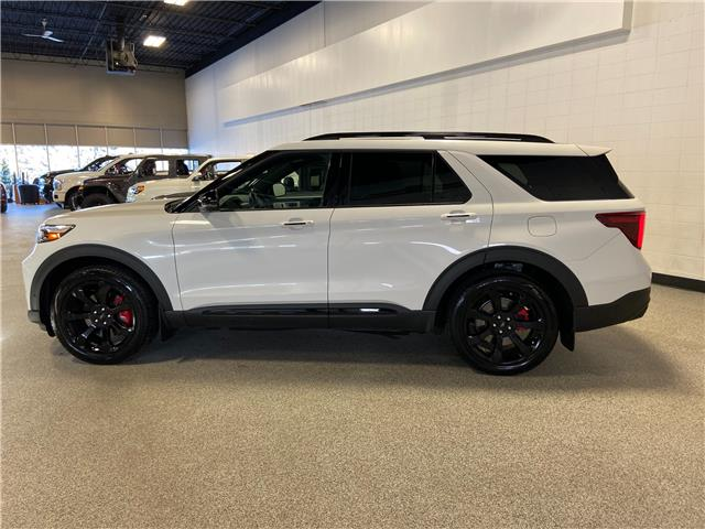 2020 Ford Explorer ST (Stk: P12585) in Calgary - Image 1 of 29