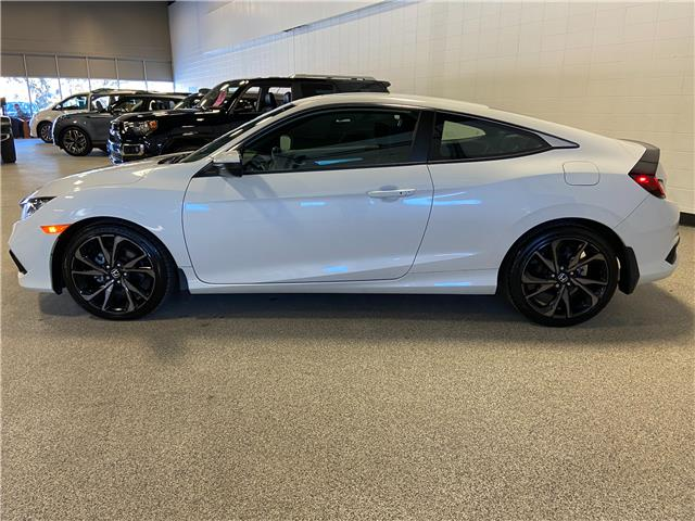 2019 Honda Civic Sport (Stk: P12611) in Calgary - Image 1 of 23