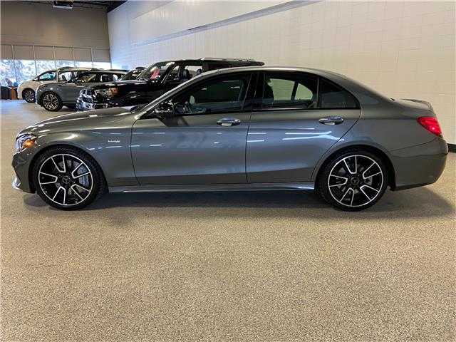 2018 Mercedes-Benz AMG C 43 Base (Stk: B12615) in Calgary - Image 1 of 27