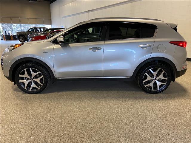 2017 Kia Sportage SX Turbo (Stk: P12626) in Calgary - Image 1 of 26