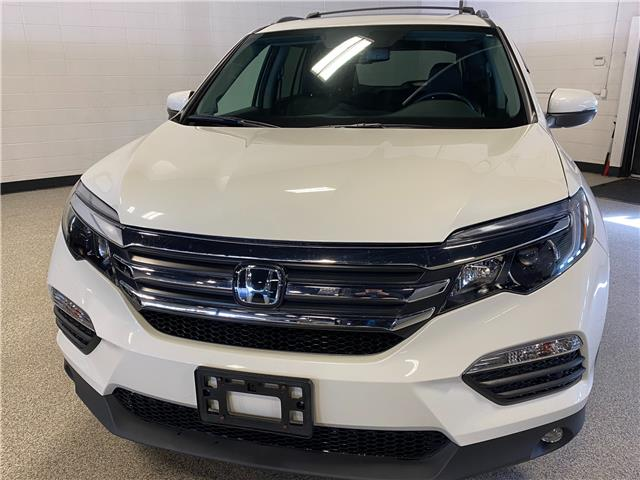 2017 Honda Pilot EX-L Navi (Stk: P12628) in Calgary - Image 1 of 28