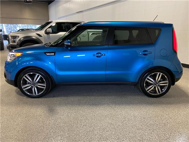 2019 Kia Soul EX Tech (Stk: P12638) in Calgary - Image 1 of 23